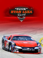 FLYIN RYAN LUZA RACING  STOCK CAR RACING