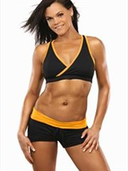 Ami Stockton Personal Trainer & Fitness Model of Houston Texas