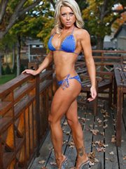 Heather Hirmer Image Consultant, Bikini Competitor, & ProSport Nutrition Team of Spring Park MN