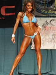 Maria Davenport Personal Trainer/National Level Bikini Competitor of Allen Texas