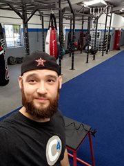 Michael  Personal trainer of Houston Texas