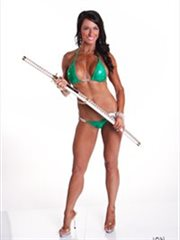 Raquel Moss National Level Bikini Competitor of Dallas Texas