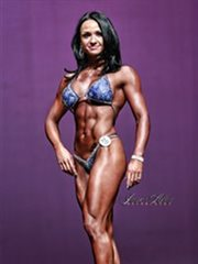 Xochitl Z Personal Trainer & Fitness Competitor of  Texas