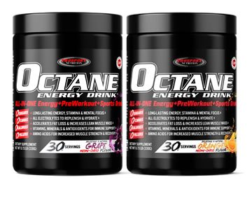 OCTANE Energy Drink™