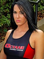 JESSI  OCTANE ENERGY DRINK™ GIRL
