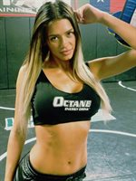 Savannah Dea Fashion, Fitness, Bikini Model & OCTANE Energy Drink™  Girl