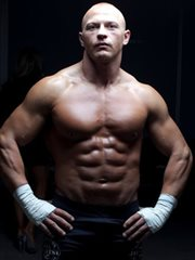 Josh Janousek Former Professional Martial Arts Fighter of Minneapolis Minnesota